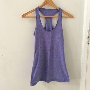 Lululemon Cool Racerback / Lavender Purple Size 4